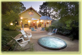 Jacaranda Cottage - ACT Tourism