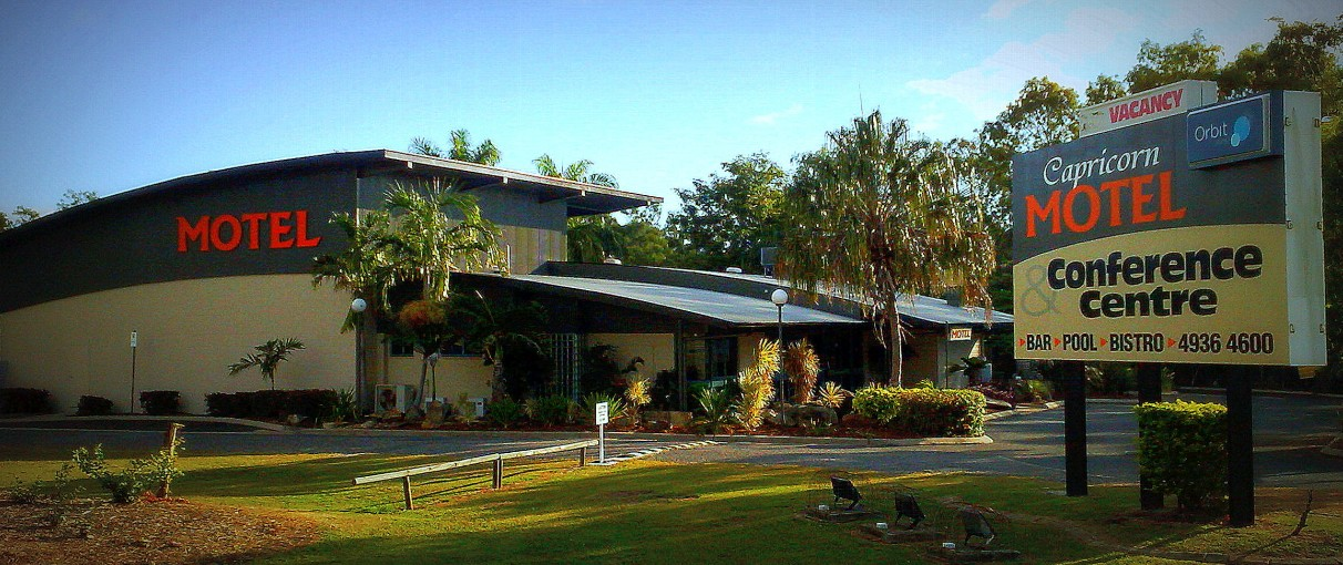 Capricorn Motel  Conference Centre