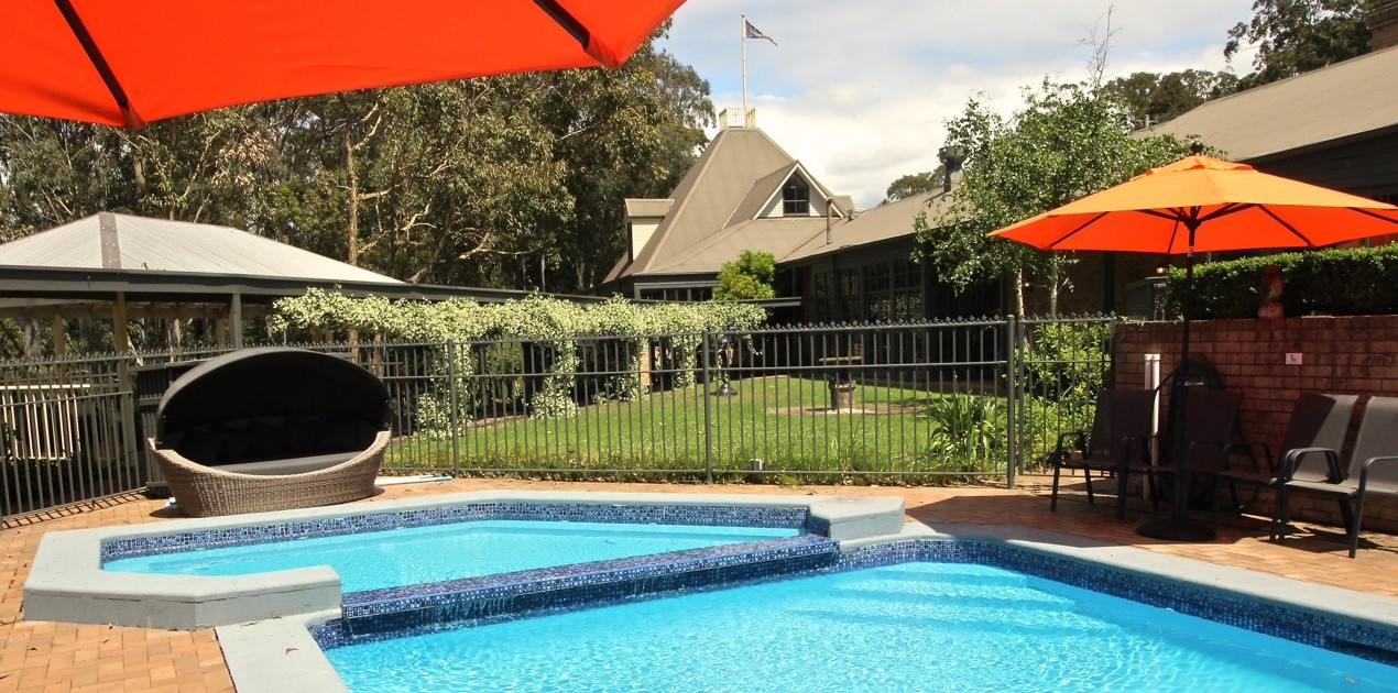Lincoln Downs Resort  Spa - ACT Tourism