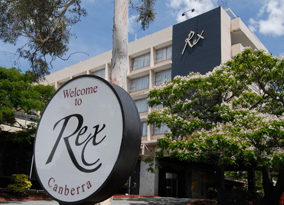 Canberra Rex Hotel - ACT Tourism