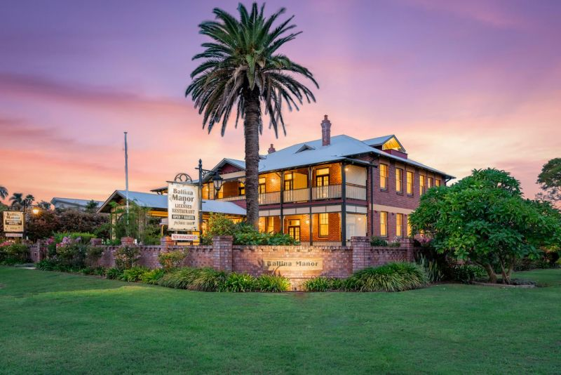 Ballina Manor Boutique Hotel  - ACT Tourism