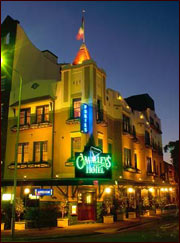 O'Malleys Hotel - ACT Tourism