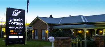 Lincoln Cottage Motor Inn - ACT Tourism