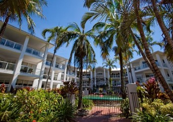 Port Douglas Beachfront Terraces - ACT Tourism