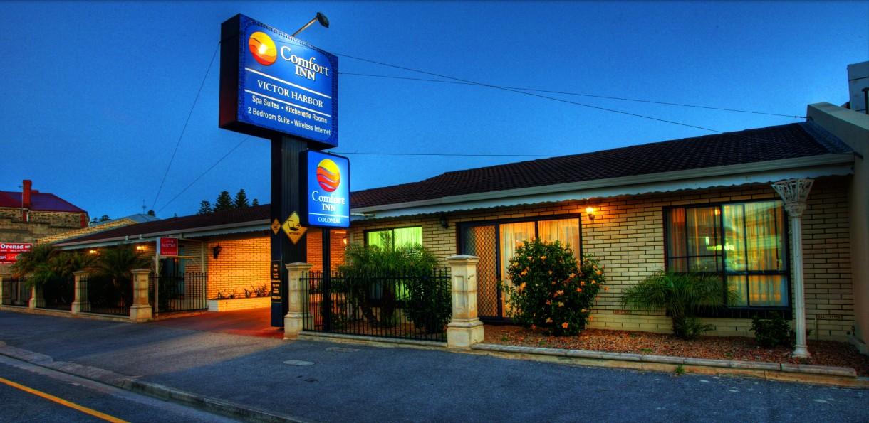 Comfort Inn Victor Harbor - ACT Tourism