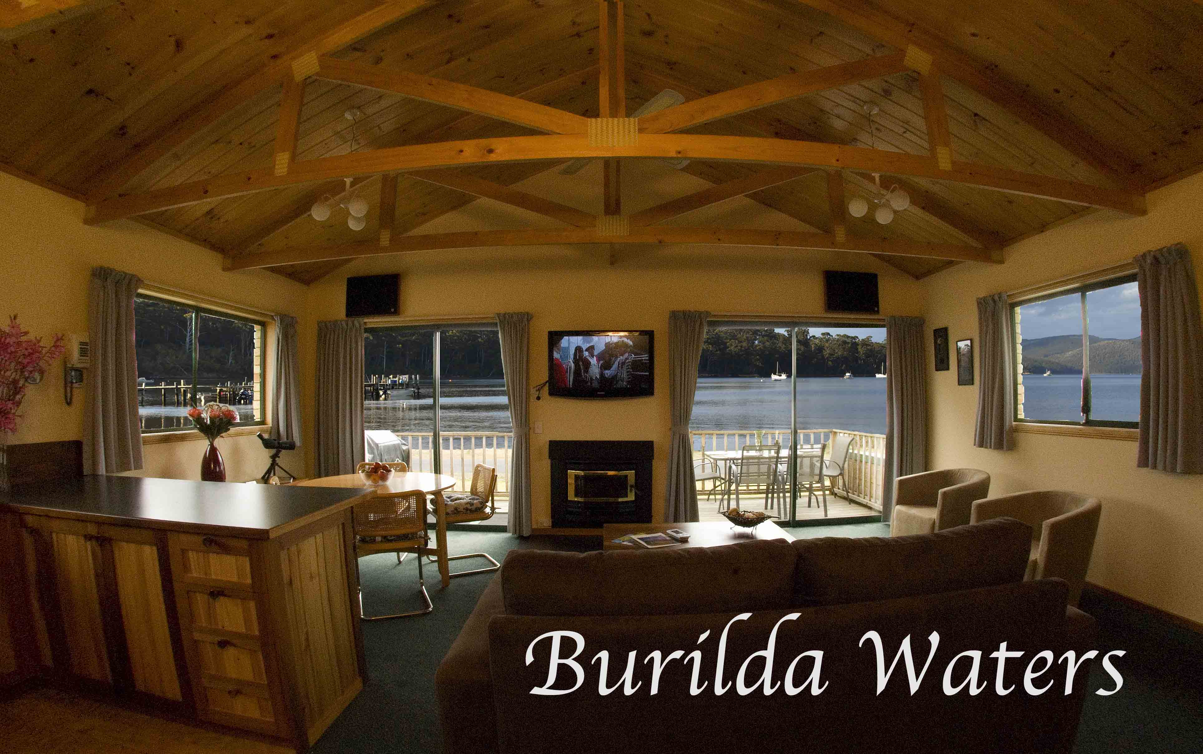 Burilda Waters Port Arthur Waterfront Accommodation