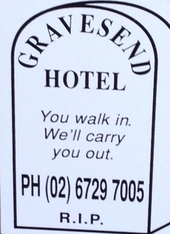 Gravesend Hotel - ACT Tourism