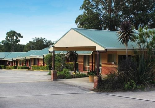Catalina Motel Lake Macquarie - ACT Tourism
