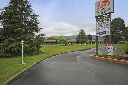 Colonial Motor Inn - Lithgow - ACT Tourism
