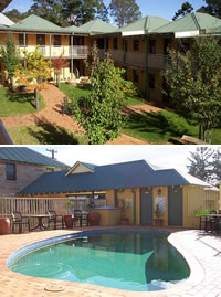 Pioneer Motel Kangaroo Valley - ACT Tourism