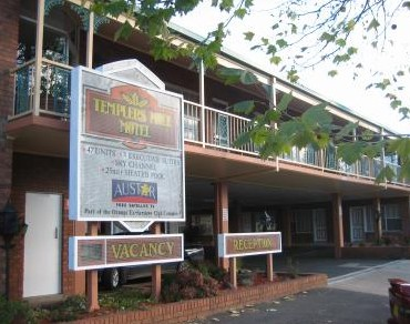 Templers Mill Motel - ACT Tourism
