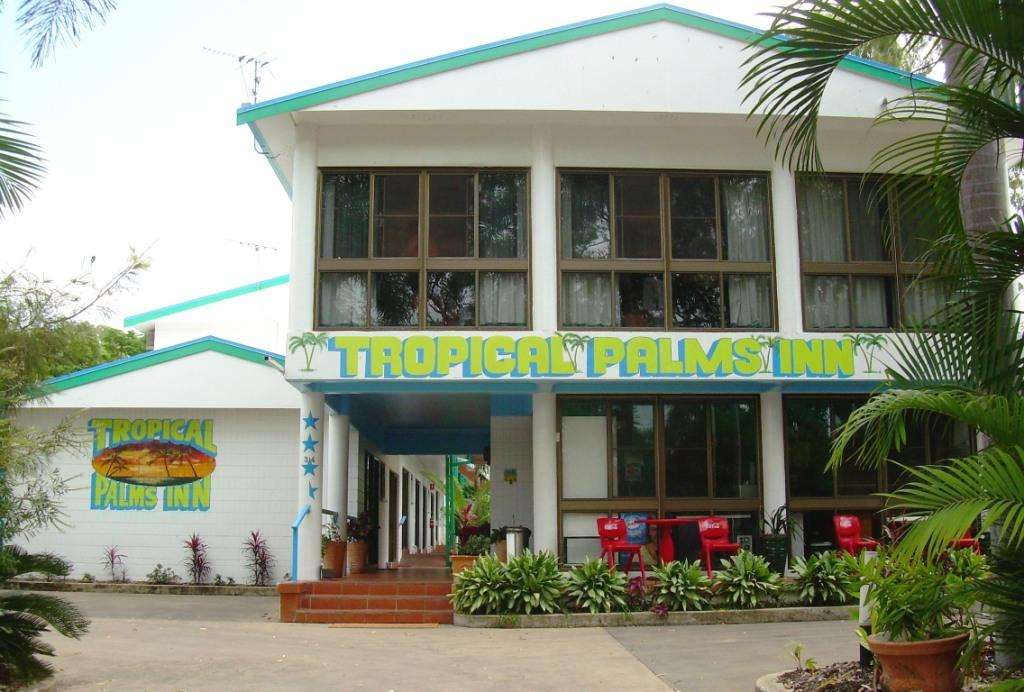Tropical Palms Inn - ACT Tourism