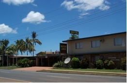 Proserpine Motor Lodge - ACT Tourism