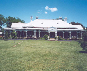 Coombing Park Homestead - ACT Tourism