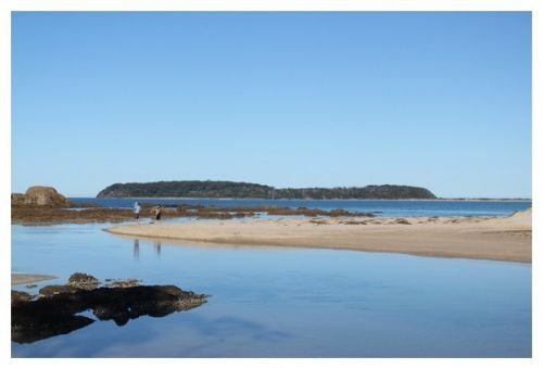 Mossy Point Holiday Rentals - ACT Tourism