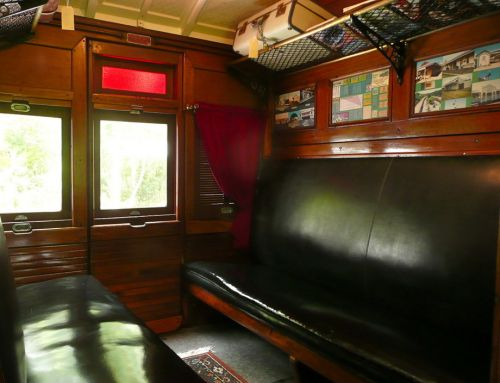 Mt Nebo Railway Carriage amp Chalet - ACT Tourism