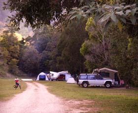 Mt Warning Holiday Park - ACT Tourism