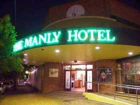 Manly Hotel The - ACT Tourism