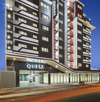 Quest Woolloongabba - ACT Tourism