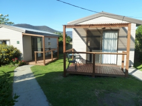 Hobart Cabins and Cottages - ACT Tourism