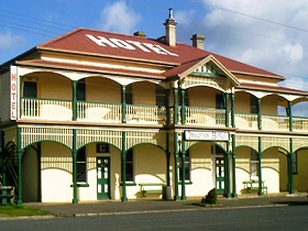 Imperial Hotel - ACT Tourism