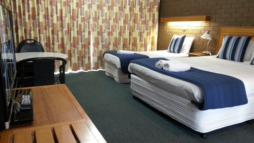 Barooga Country Inn Motel - ACT Tourism