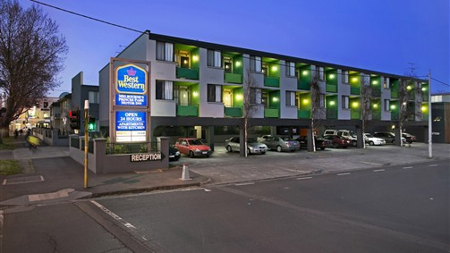 Best Western Melbourne's Princes Park Motor Inn - ACT Tourism