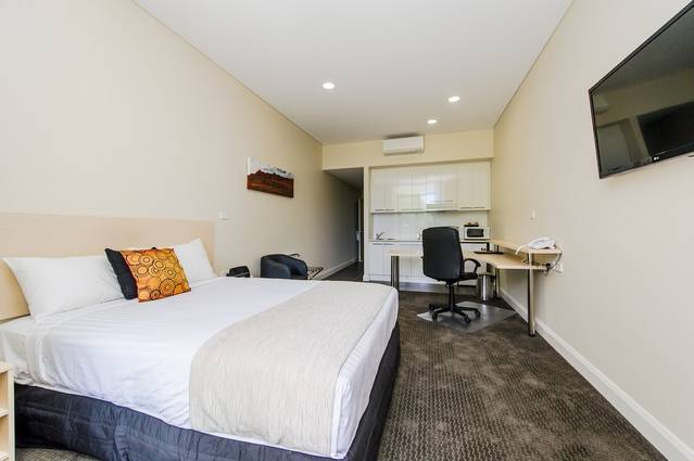 Belconnen Way Motel  Serviced Apartments - ACT Tourism