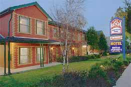 Footscray Motor Inn  Serviced Apartments - ACT Tourism