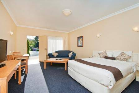 Nagambie Waterfront Motel - ACT Tourism