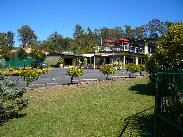Tamar Cove Motel  Restaurant - ACT Tourism
