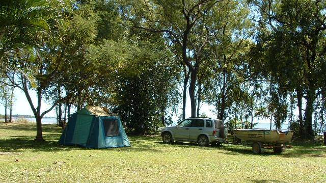 Weipa Caravan Park  Camping Ground - ACT Tourism