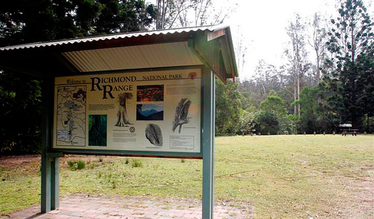 Peacock Creek campground - ACT Tourism