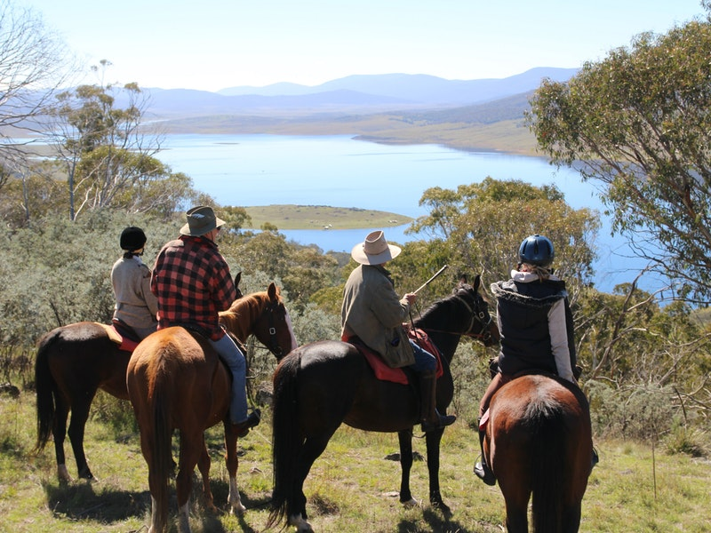 Reynella Homestead and Horseback Rides - ACT Tourism