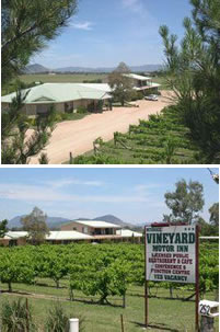 Mudgee Vineyard Motor Inn - ACT Tourism