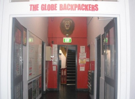 The Globe Backpackers - ACT Tourism