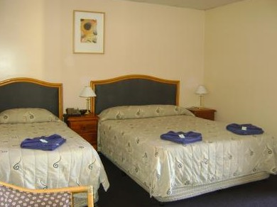 Mudgee Motor Inn - ACT Tourism