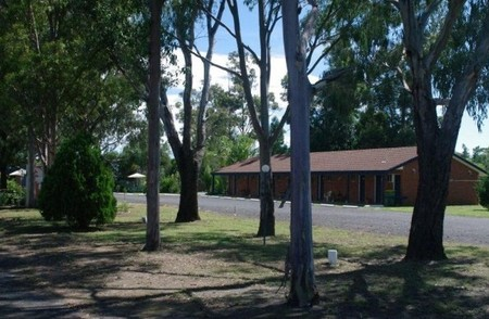 Castlereagh Motor Inn - ACT Tourism
