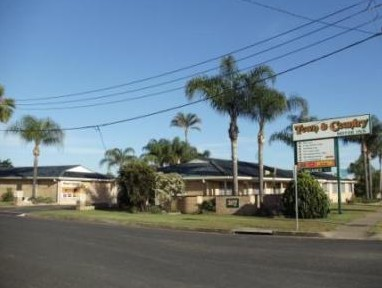 Town and Country Motor Inn Tamworth - ACT Tourism