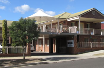Golf Links Motel - ACT Tourism