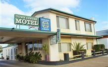 Town Centre Motel - Leeton - ACT Tourism