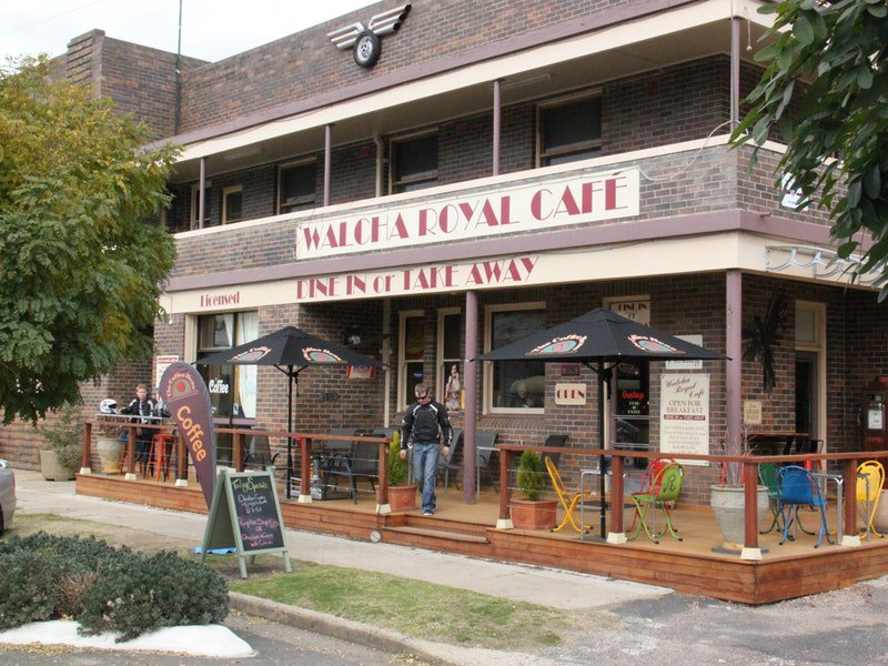 Walcha Royal Cafe and Boutique Accommodation - ACT Tourism