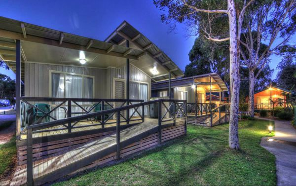 BIG4 Moruya Heads Easts Dolphin Beach Holiday Park