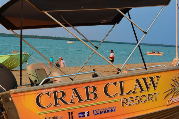 Crab Claw Island Resort - ACT Tourism