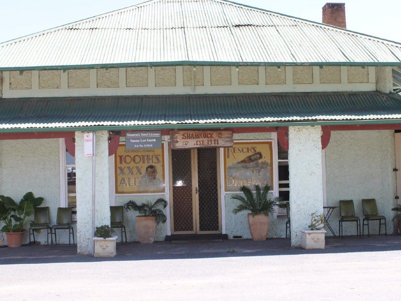 Shamrock Hotel - Greenethorpe - ACT Tourism
