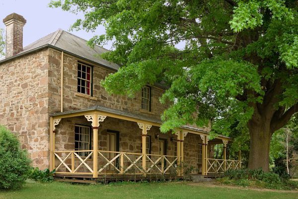Old Stone House The - ACT Tourism