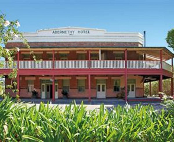 Abernethy House - ACT Tourism