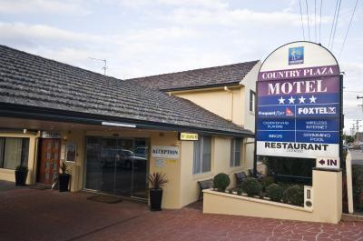 Quality Inn Country Plaza Queanbeyan - ACT Tourism