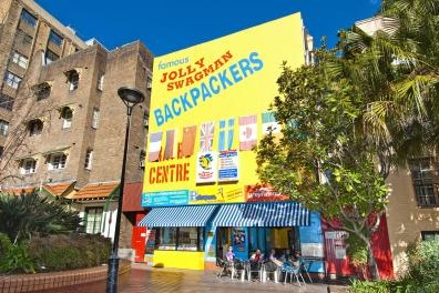 Jolly Swagman Backpackers Sydney Hostel - ACT Tourism