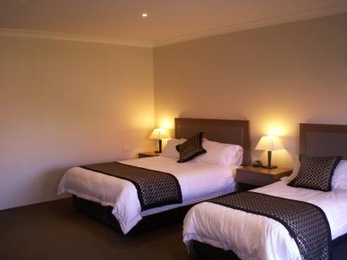 Parkes Int Motor Inn - ACT Tourism